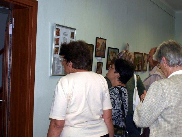 Ve františkolázeňském muzeu je k vidění výstava s názvem Vlněné sny.
