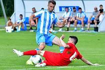 Po derby Ostrovem se představí chebská Hvězda v souboji s chomutovským FC.