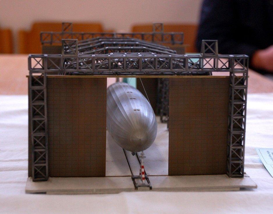 VIII. ročník Vojtova memoriálu v Chebu: Vzducholoď LZ 129 Hindenburg Petera Kühne z Leipzigu