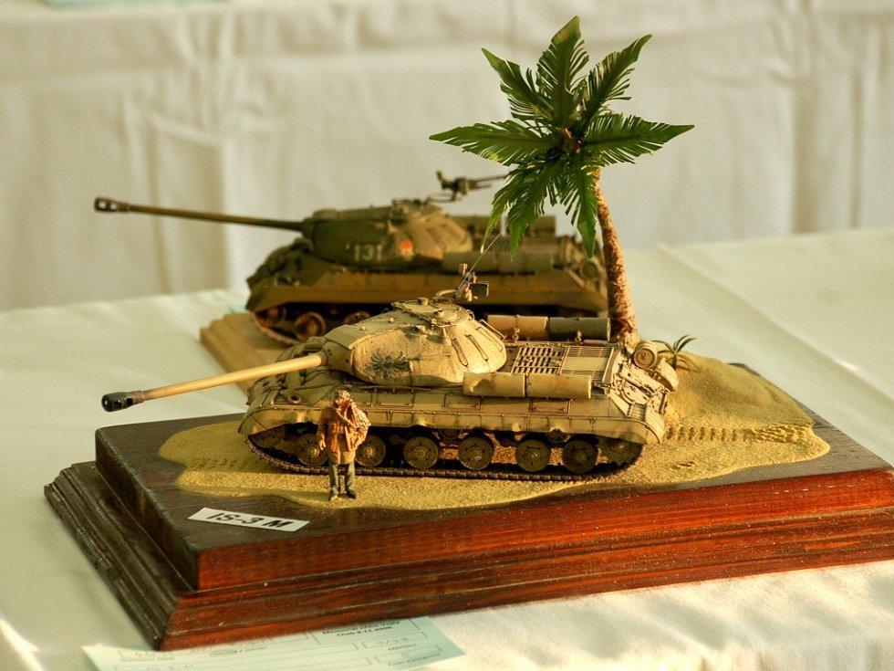 VIII. ročník Vojtova memoriálu v Chebu. Tank IS 3