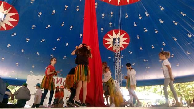 Festival pouličního divadla Letní bláznění v Chebu odstartoval tento pátek symbolicky pod cirkusovým šapitó. Tradičně si můžeme užít nevšedních divadelních radovánek na Krajince, a to do neděle.
