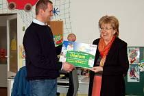 POMÁHAJÍ STÁLE! Díky projektu získal  finanční prostředky již například  chebský stacionář pro děti s očními vadami.