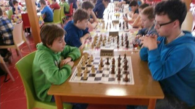 Šachistům ŠK Valdštejn Cheb se dařilo