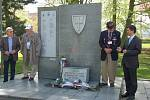Američtí veteráni 97. pěší divize navštívili po pěti letech místa, kde bojovali.
