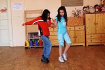 Příležitost zorganizovat si vlastní program dostaly děti navštěvující chebské nízkoprahové zařízení pro děti a mládež Pohoda.