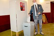 Chebský kronikář Jindřich Josef Turek, měl při letošních volbách jasno.
