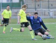Dorost FC Cheb doma podlehl Ostrovu 2:3.