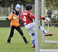 Ve Františkových Lázních si dali dostaveníčko desetiletí fotbalisté na mezinárodním turnaji klubových celků