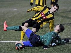 FC Cheb porazil Toužim