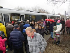 JEDNÍM Z ÚSPĚŠNÝCH projektů města Aše a Selbu je znovu otevřené železniční spojení. V příštích letech se chtějí Aš a Selb věnovat školství anebo zdravotnictví.