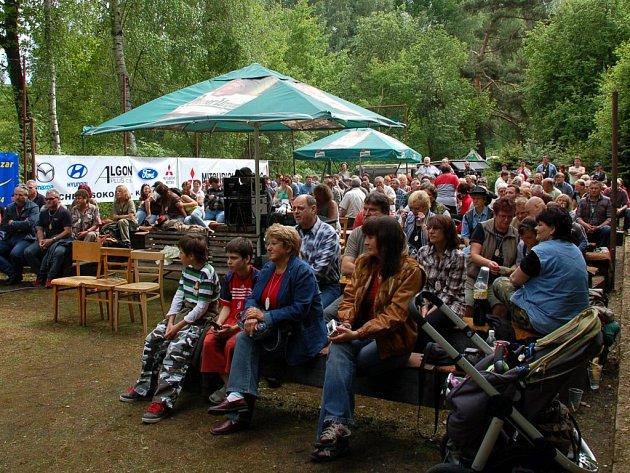 Country festival Salajnský žebřiňák