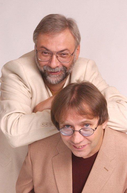 Josef Alois Náhlovský a Josef Mladý.