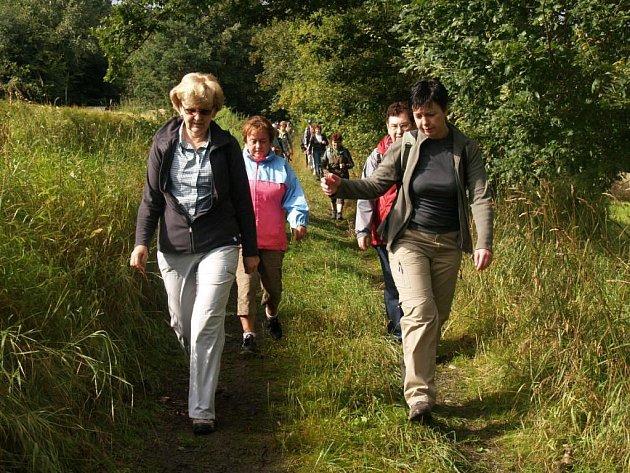 Hraničářská 30 letos přilákala na Chebsko 146 turistů