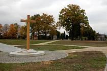 Chebský hřbitov - nová část