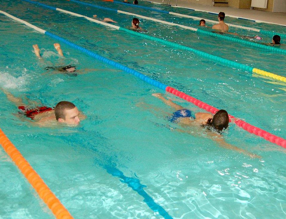 Chebský bazén.