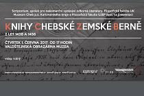 """Prezentace desátého svazku ediční řady Libri civitatis nakladatelství Scriptorium – """"Knihy chebské zemské berně z let 1438 a 1456"""" se koná ve čtvrtek 1. června od 17 hodin ve Valdštejnské obrazárně chebského muzea."""