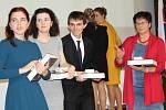 Ticho jako v kostele bylo opět po roce v aule Západočeské univerzity v Chebu. Uskutečnilo se tu totiž další kolo prestižní dějepisné soutěže.