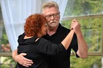 Argentinské tango se učí v Mariánských Lázních.