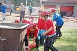 Provést požární útok přišla o víkendu do Plesné více než stovka účastníků. Konal se tam totiž v pořadí již 29. ročník soutěže v požárním sportu O pohár starosty města Plesná.