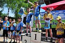 Františkolázeňské kritérium potěšilo malé i velké cyklisty.