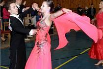 Hned dvě taneční soutěže se o víkendu konaly na Chebsku.