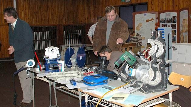 Výuku řemesel zajišťuje v Chebu Integrovaná střední škola.