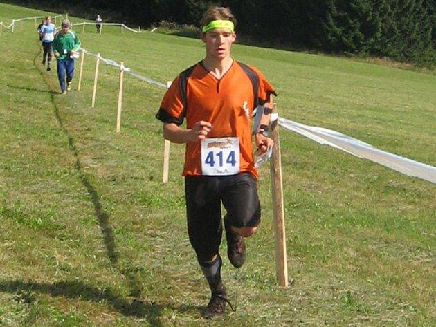 PŘÍLIŠ se na posledním dvojkole celostátního žebříčku v orientačním běhu nedařilo Tomáši Kamarytovi z Mariánských Lázní.