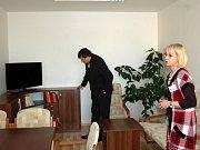 Slavnostní zprovoznění nově zrekonstruovaného patra v Domově pro seniory Spáleniště v Chebu