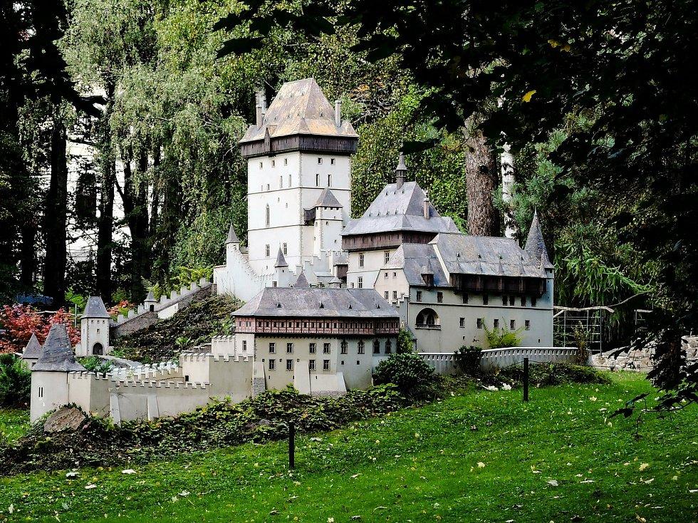 Z parku miniatur. Foto: Milan Sláma