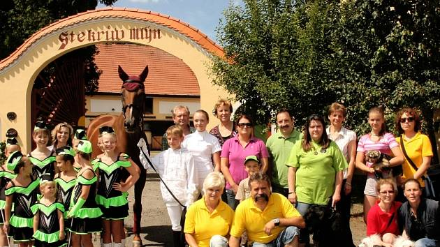 Už 1. června pořádá restaurace Štekrův mlýn ´Dětský den aneb odpoledne plné zábavy´.