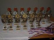 Republikový závod v krasobruslení Špalíček se uskutečnil v Chebu. Sjeli se na něj soutěžící z celé České republiky.