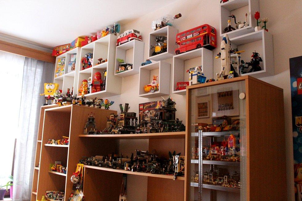 Největší sbírka Lego Star Wars v republice je v Aši.