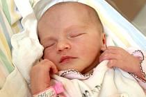 ANNA GUBIŠOVÁ se poprvé rozkřičela ve středu 2. května ve 22.05 hodin. Na svět přišla s váhou 3270 gramů a měřila 51 centimetrů. Z malé Aničky se doma v Sokolově raduje maminka Jana spolu s celou rodinou.