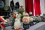 Několik tisíc barevných kostiček je k vidění v ašském kulturním centru LaRitma. Vystavuje je tam ašský stavitel a sběratel Ondřej Balšán. Výstavu tvoří modely z legendární stavebnice Lego.