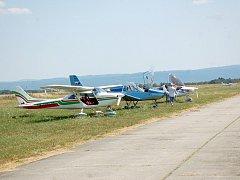 Letiště Cheb.