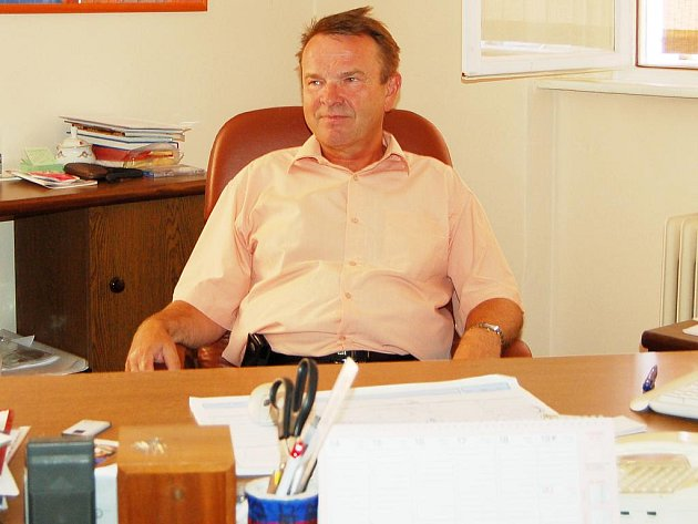 Zakladatel firmy REAL CHEB, Joef Hejduk
