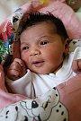 NAOMI GIRGOVÁ se poprvé rozkřičela ve středu 6. září v 4.30 hodin. Při narození vážila 3 440 gramů. Maminka Julie a tatínek Tomáš se těší z malé dcerušky doma v Chebu.