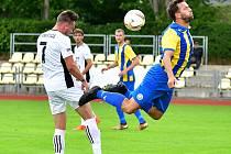 Viktoriáni o víkendu remizovali v derby s Březovou 3:3, dnes se představí na umělce FC Cheb od 18.30 v souboji s německým Rehau.