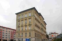 Jedna z budova Městského úřadu v Aši.