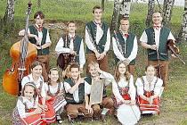 Dudácká kapela z Aše, která se představí na hradě Seeberg