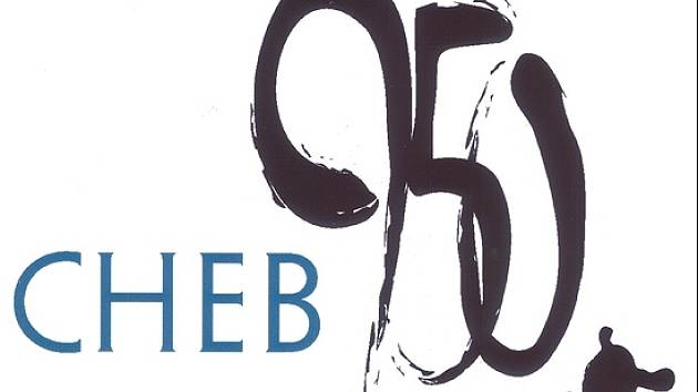 Logo k 950. výročí první písemné zmínky o Chebu