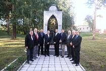 Zástupci Františkových Lázní, Chebu a Mariánských Lázní navštívili Tagil