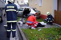 Tragická dopravní nehoda ve Velké Hleďsebi na Mariánskolázeňsku