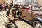 Bitva o město Cheb přilákala tisíce návštěvníků.