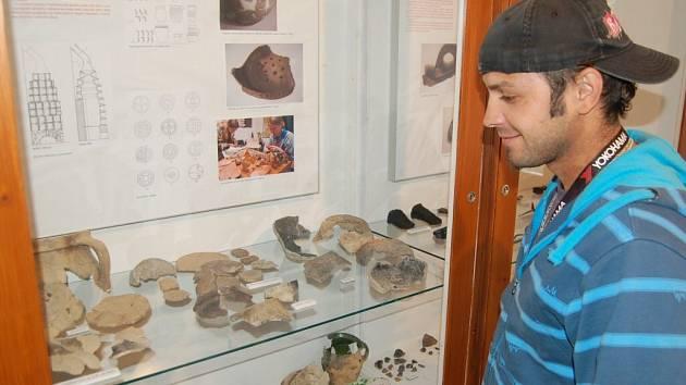 Expozice v Černé věži