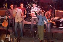 Slavnostní křest nového CD chebské skupiny One NIght Band
