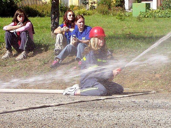 Mladí hasiči se utkají o Hájenský maják