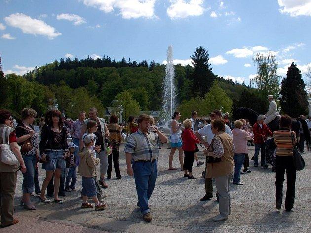 MARIÁNSKÉ LÁZNĚ navštěvují převážně rusky mluvící a němečtí hosté, to chce město nyní změnit a přilákat českou klientelu.