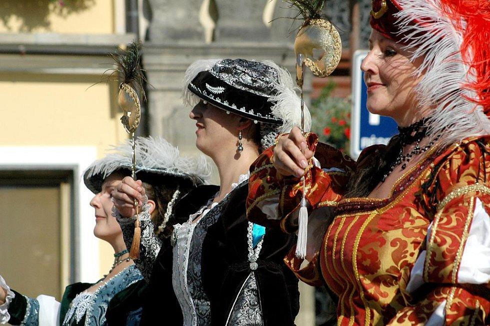 Valdštejnské slavnosti opět nabídly bohatý  program.