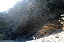 VYHASLÁ sopka Železná hůrka se nachází u obce Lipová na Chebsku.